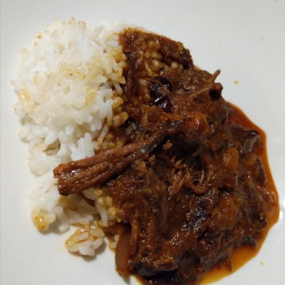 Moroccan Orange Beef