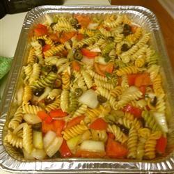 Salsa Pasta Salad Juliemar Rosado (Jmar)