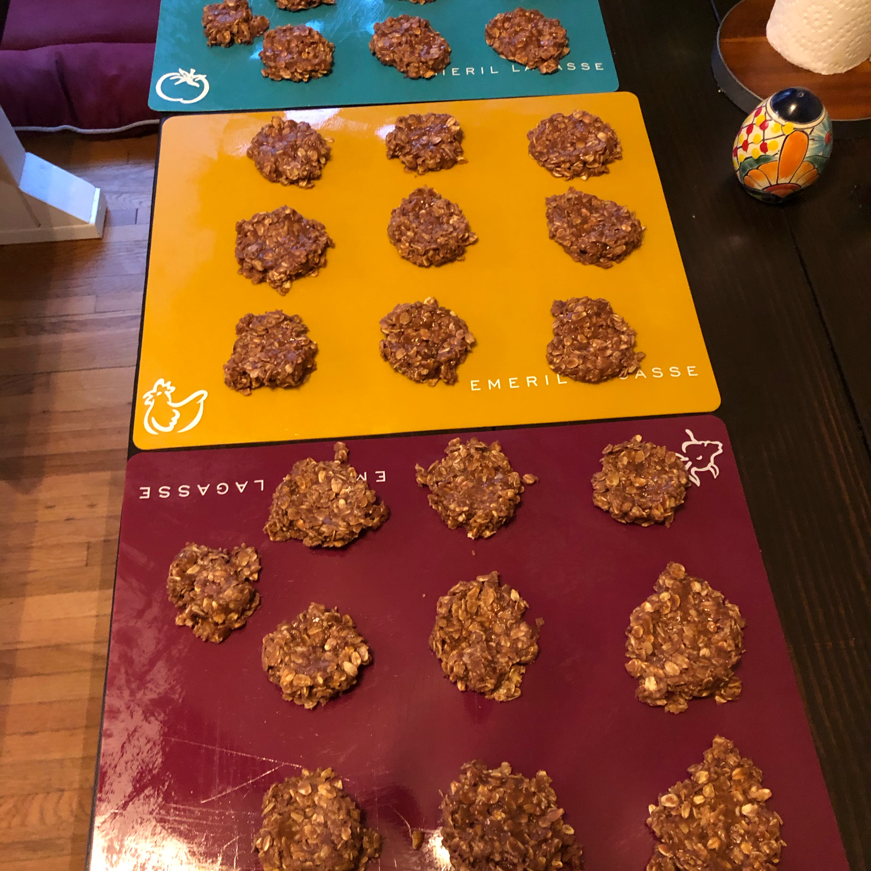 No Bake Peanut Butter Cookies I cstinson1979