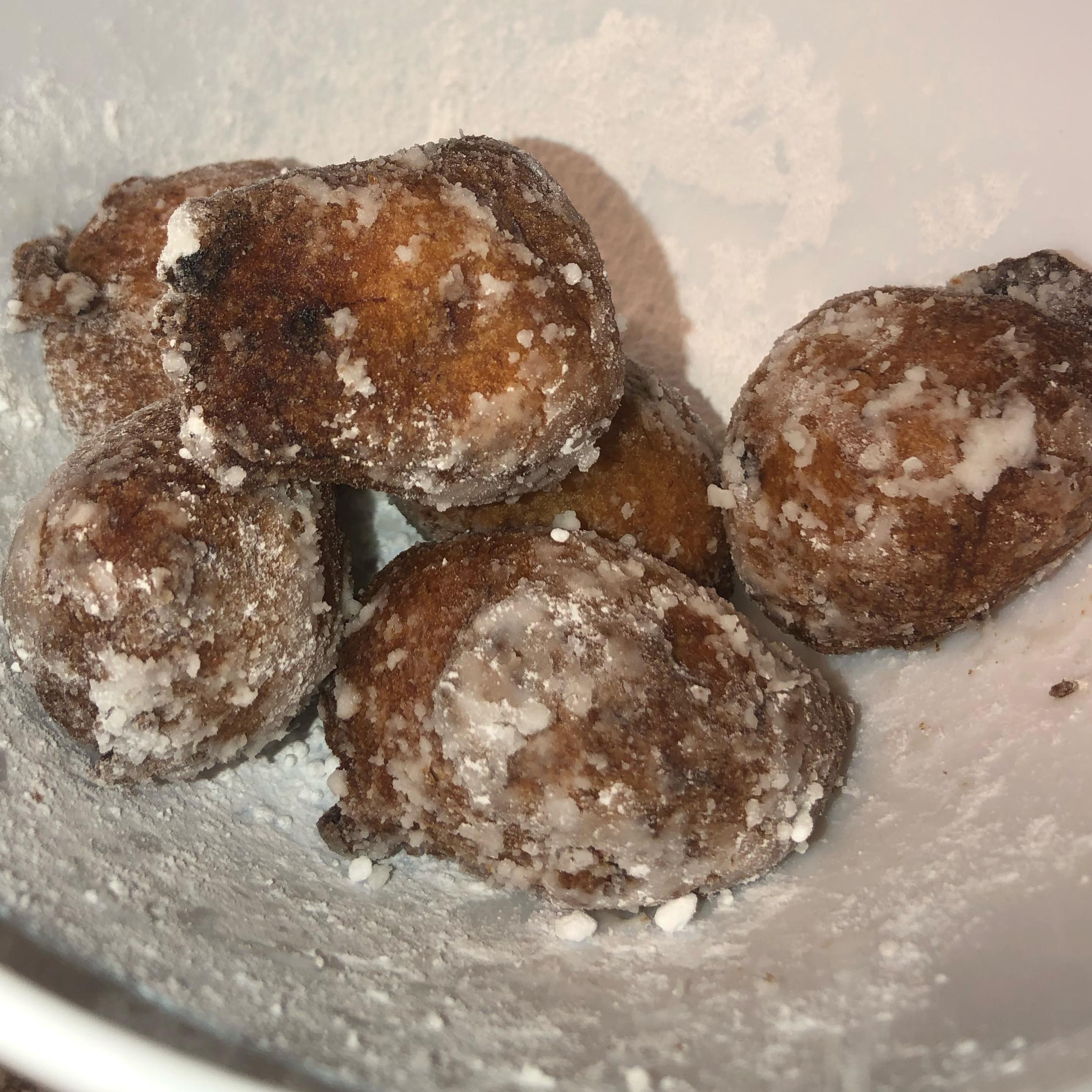 Fried Banana Balls