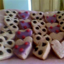 The Best Valentine Sugar Cookies Diana Hosen