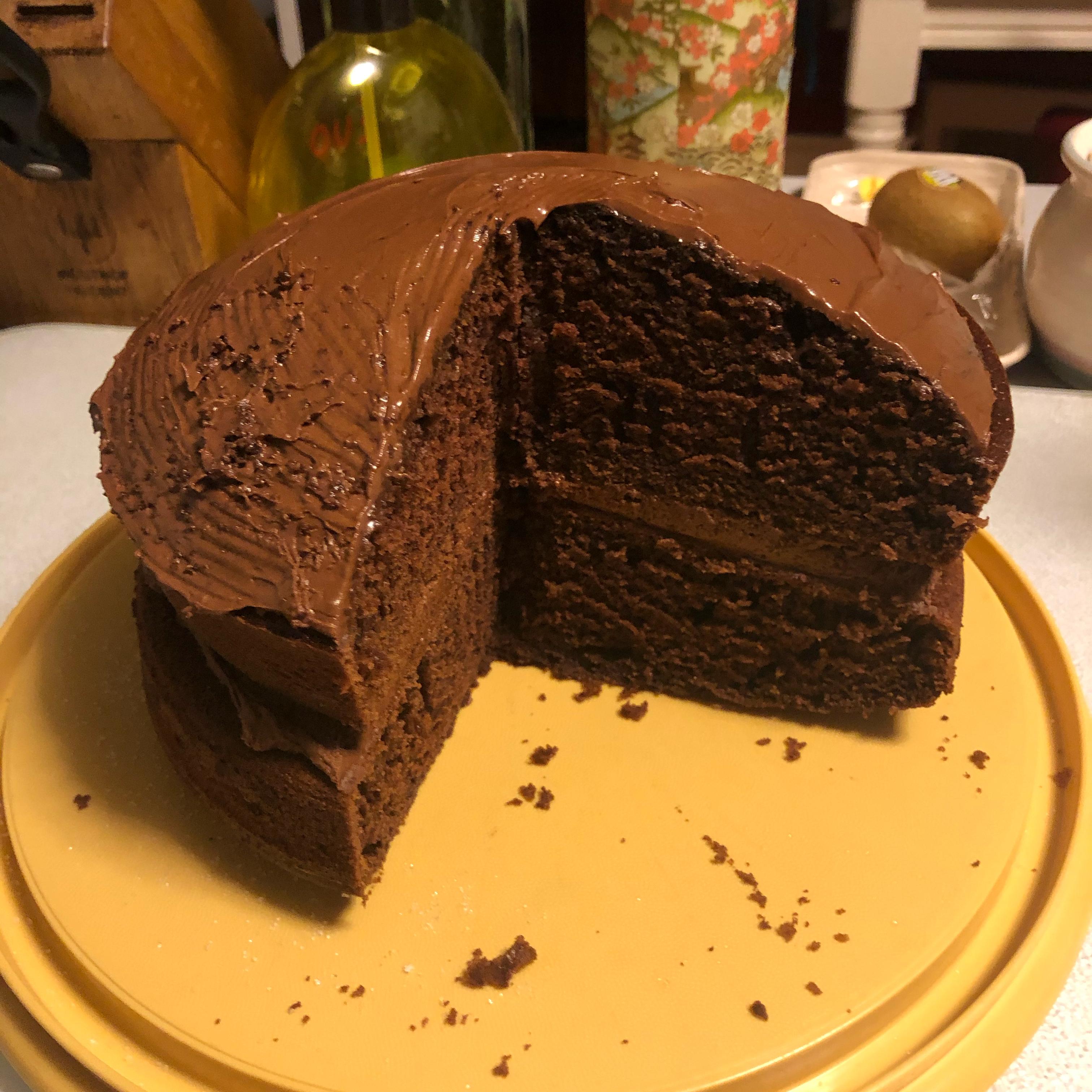 Fudge Cake Mary
