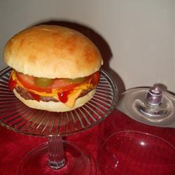 Burger or Hot Dog Buns