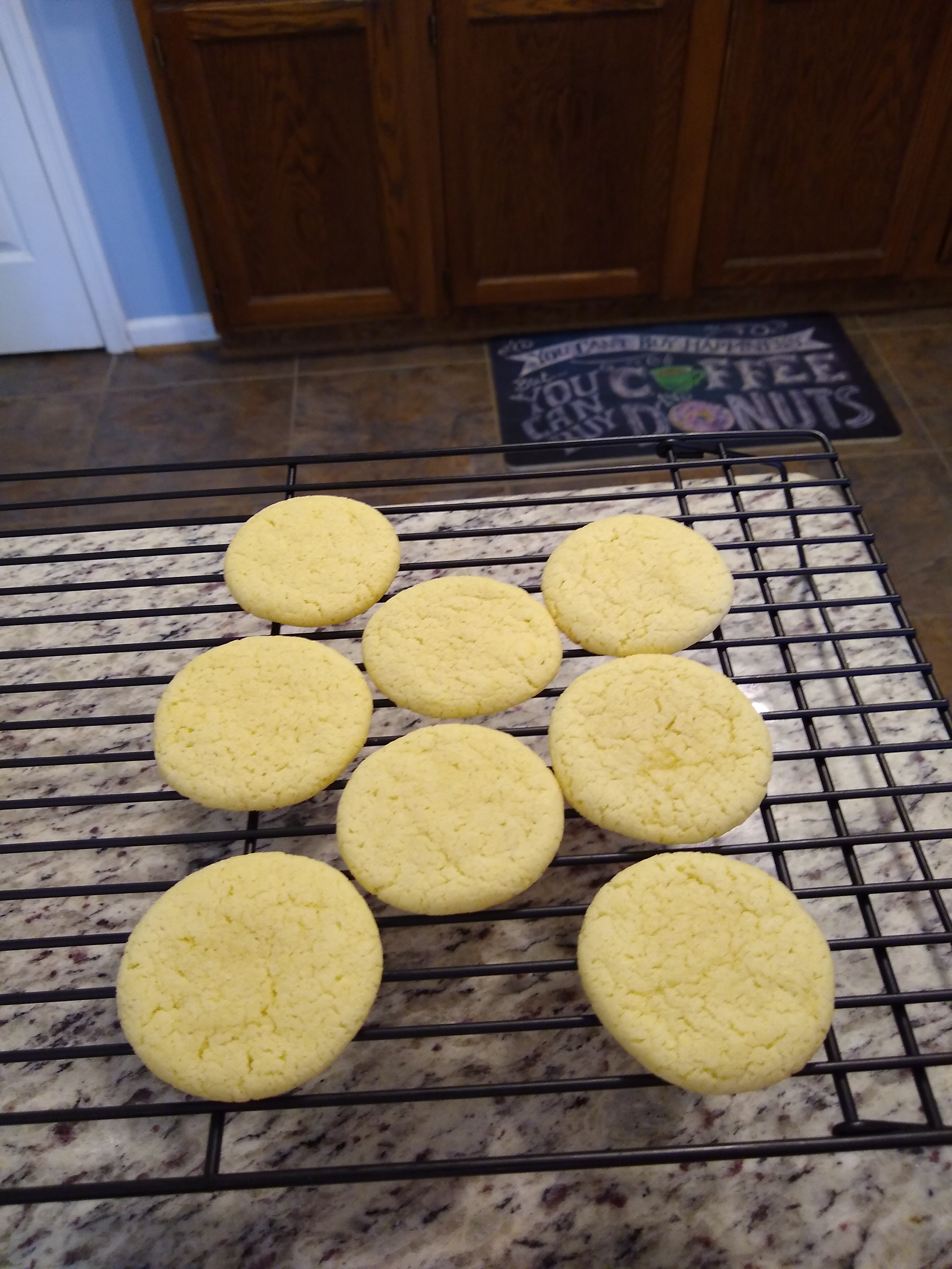 Citrus Egg Yolk Cookies Laura Farmer