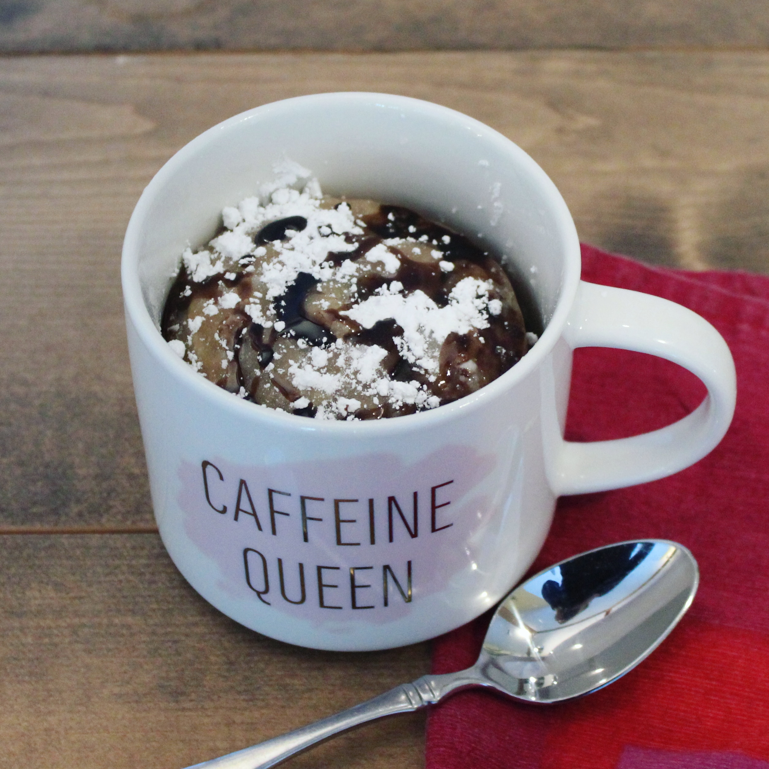 Easy Coffee Mug Cake