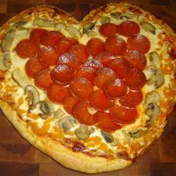 Valentine Pizza Karen Ury