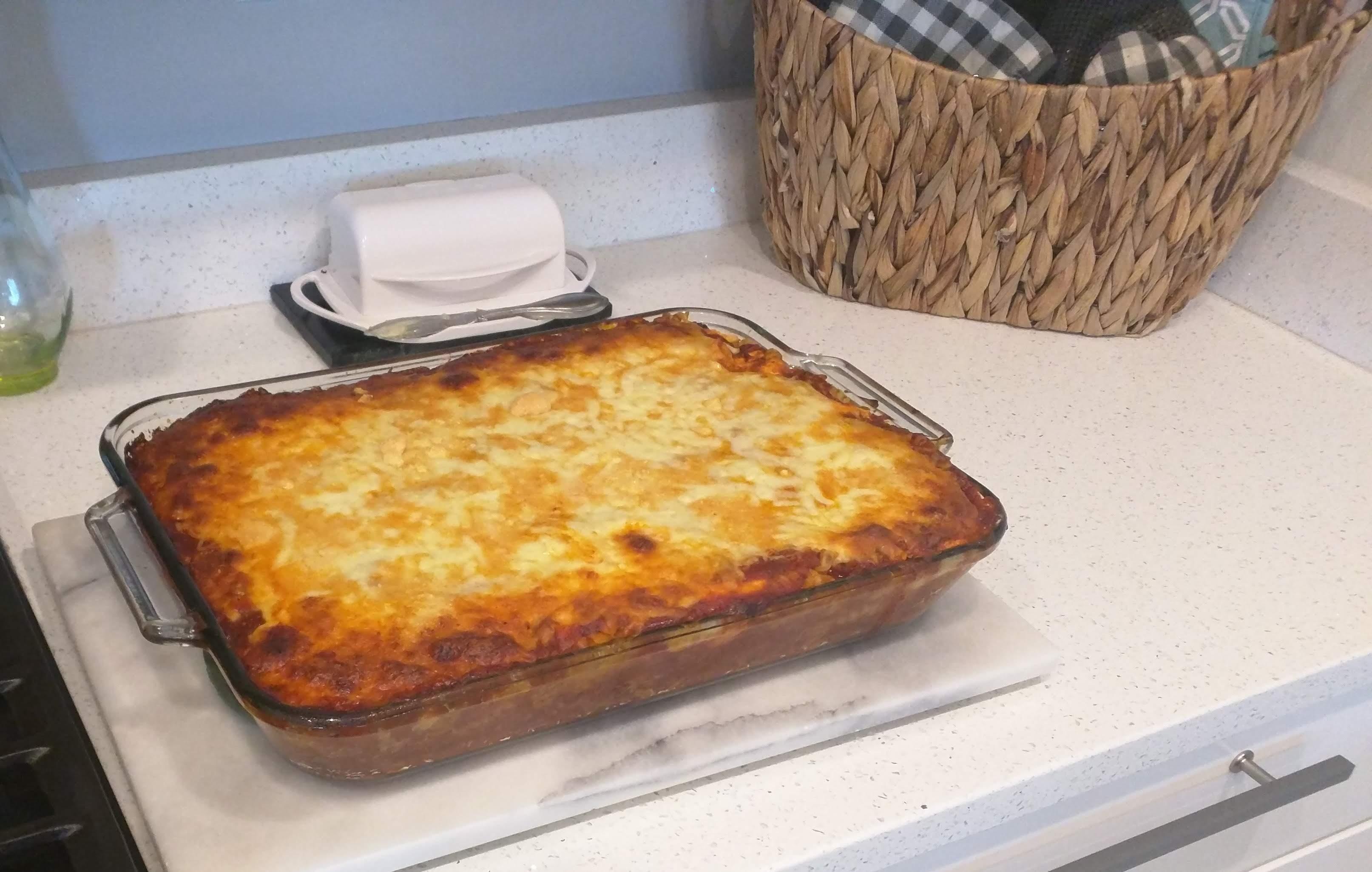 Chef John's Lasagna