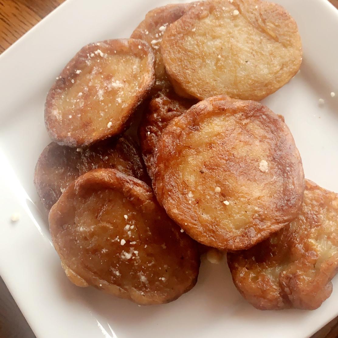 Jemput Jumput (Banana Fritters) Keniese M Giraud
