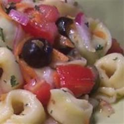 Easy Tortellini Salad Lillian