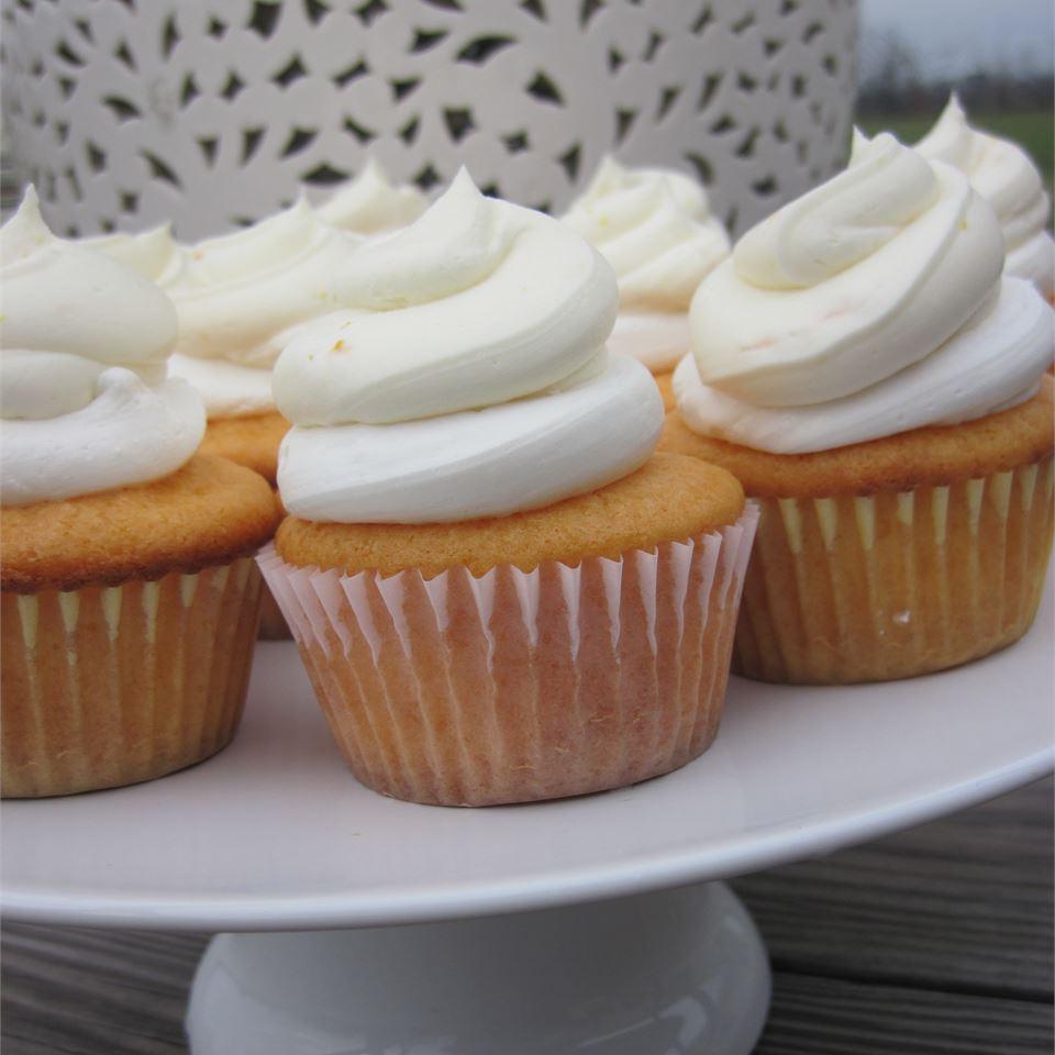 Dreamy Orange Cupcakes MrsFisher0729