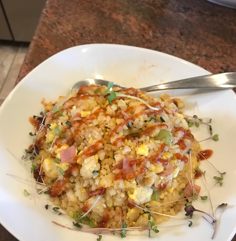 Breakfast Rice from Japan Braedon Christensen