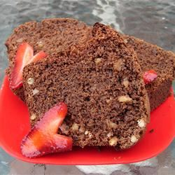 Chocolate Date Loaf I