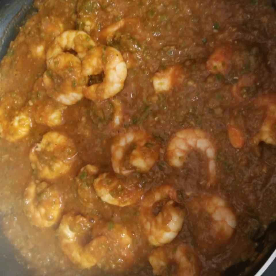 Shrimp Diablos