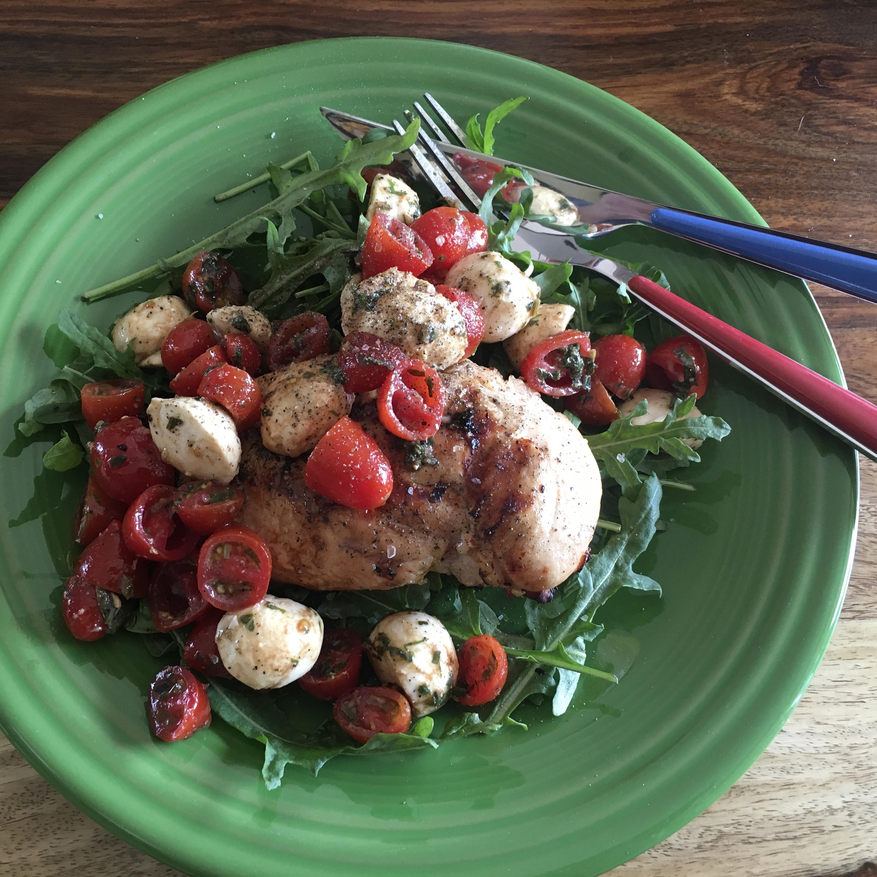 Chicken Paillard Valerie