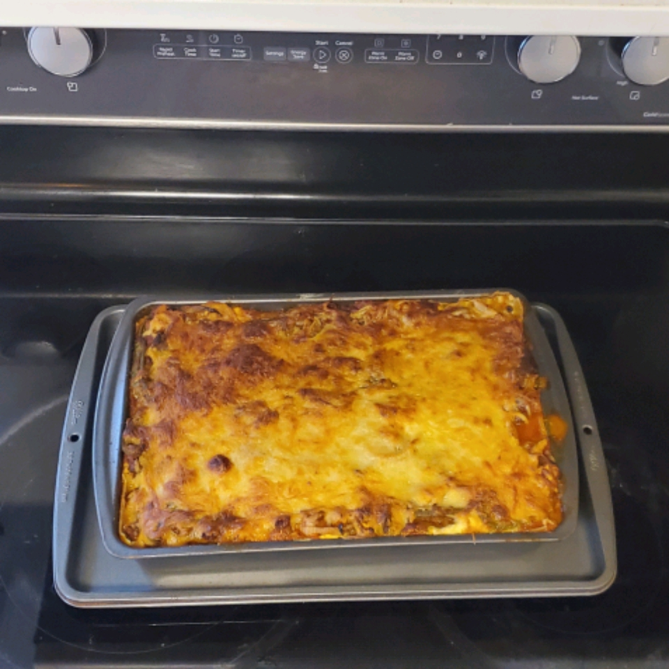 Philly Cheesesteak Lasagna acid trip
