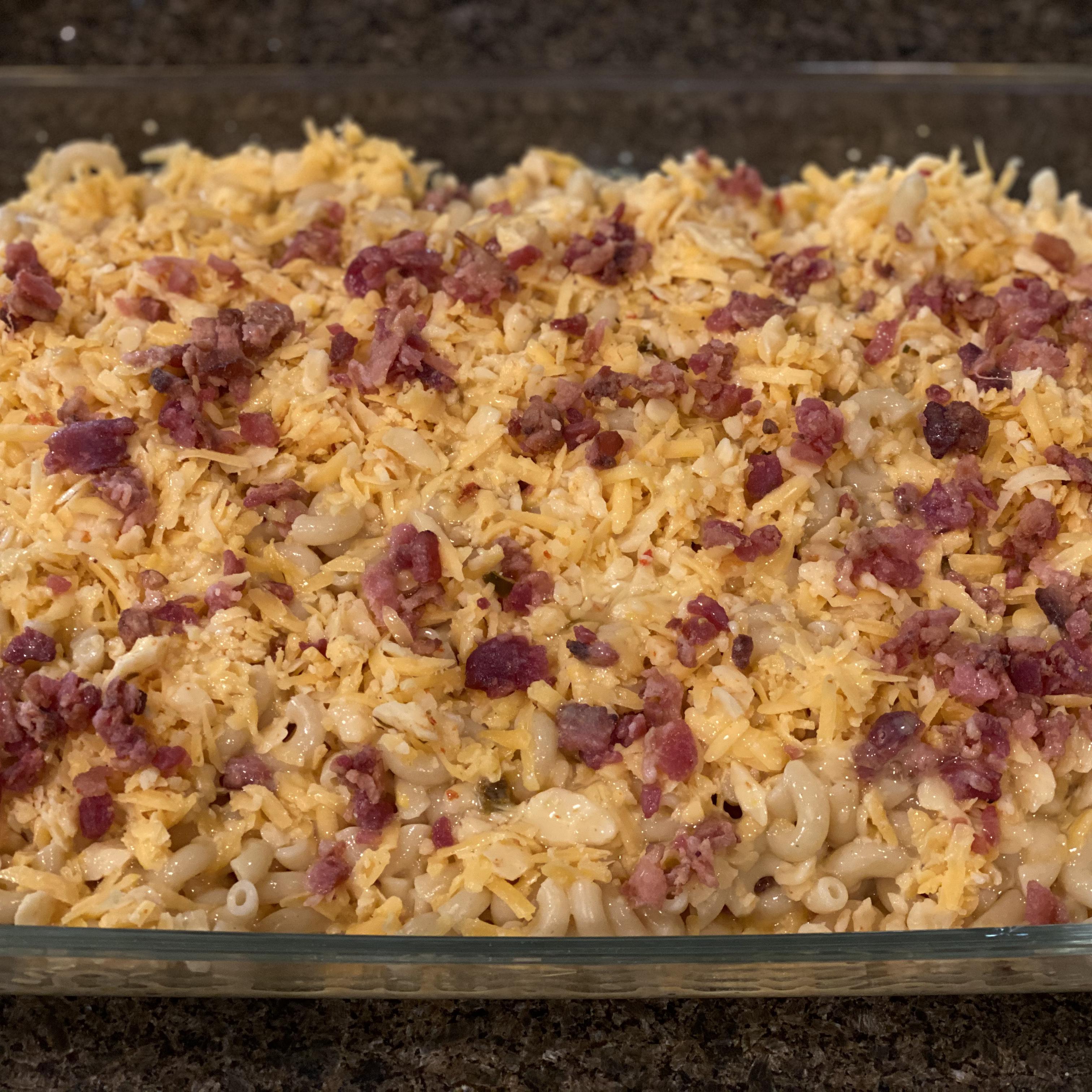 Grandma's Southern Mac and Cheese