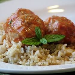 Prego® Porcupine Meatballs