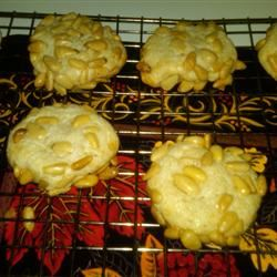 Pignoli Cookies I CuppaTeaGirl