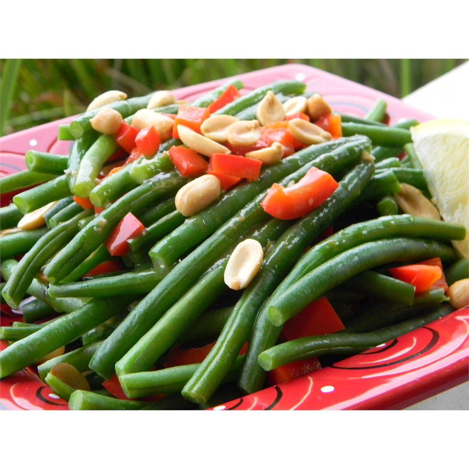 Holiday Green Beans Baking Nana