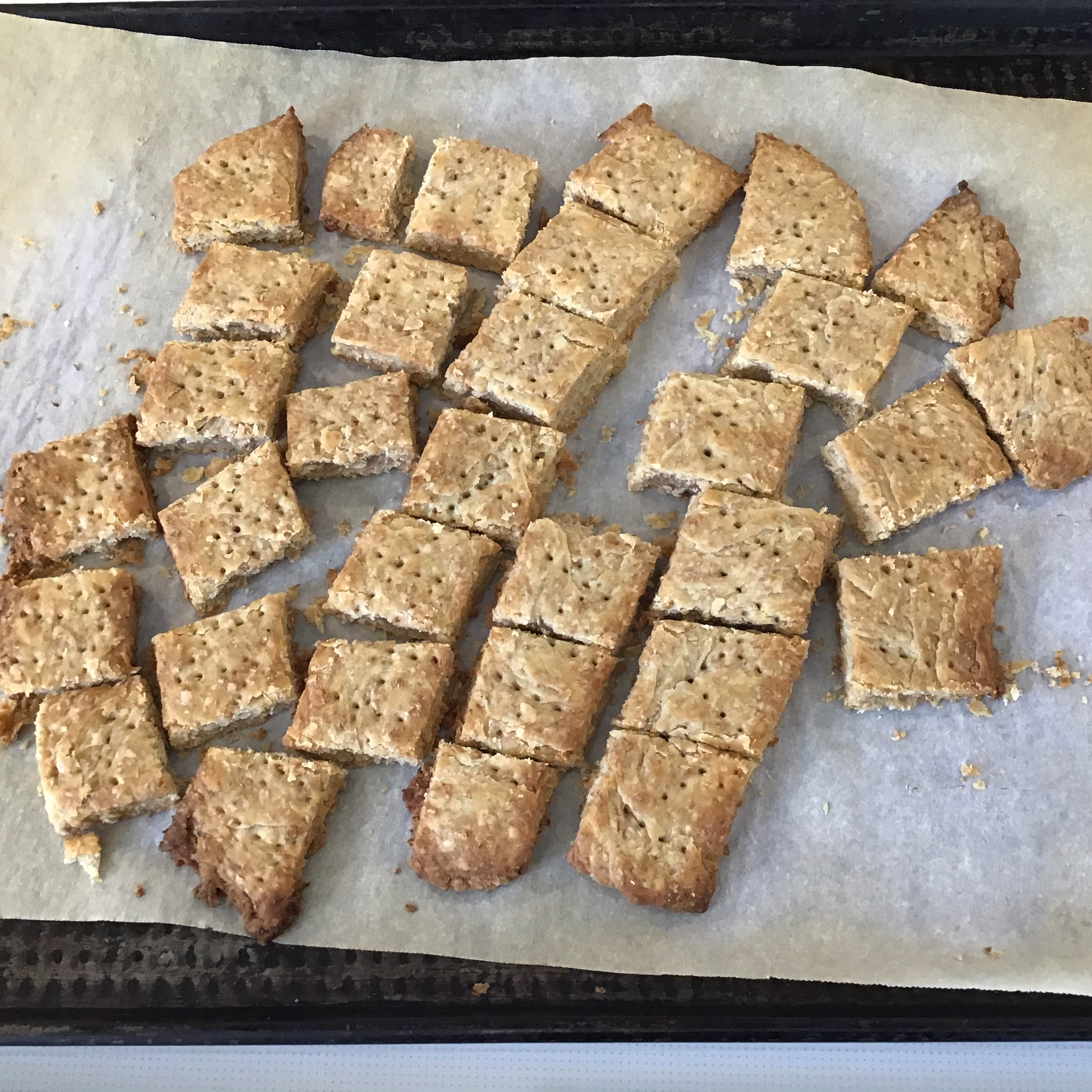 Unleavened Bread for Communion Terrence