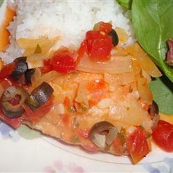 Fish Fillets Italiano asuka