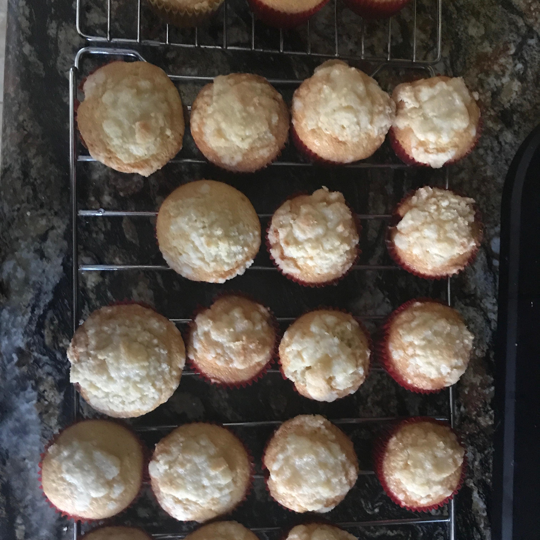 Lemon Crumb Muffins Recipe