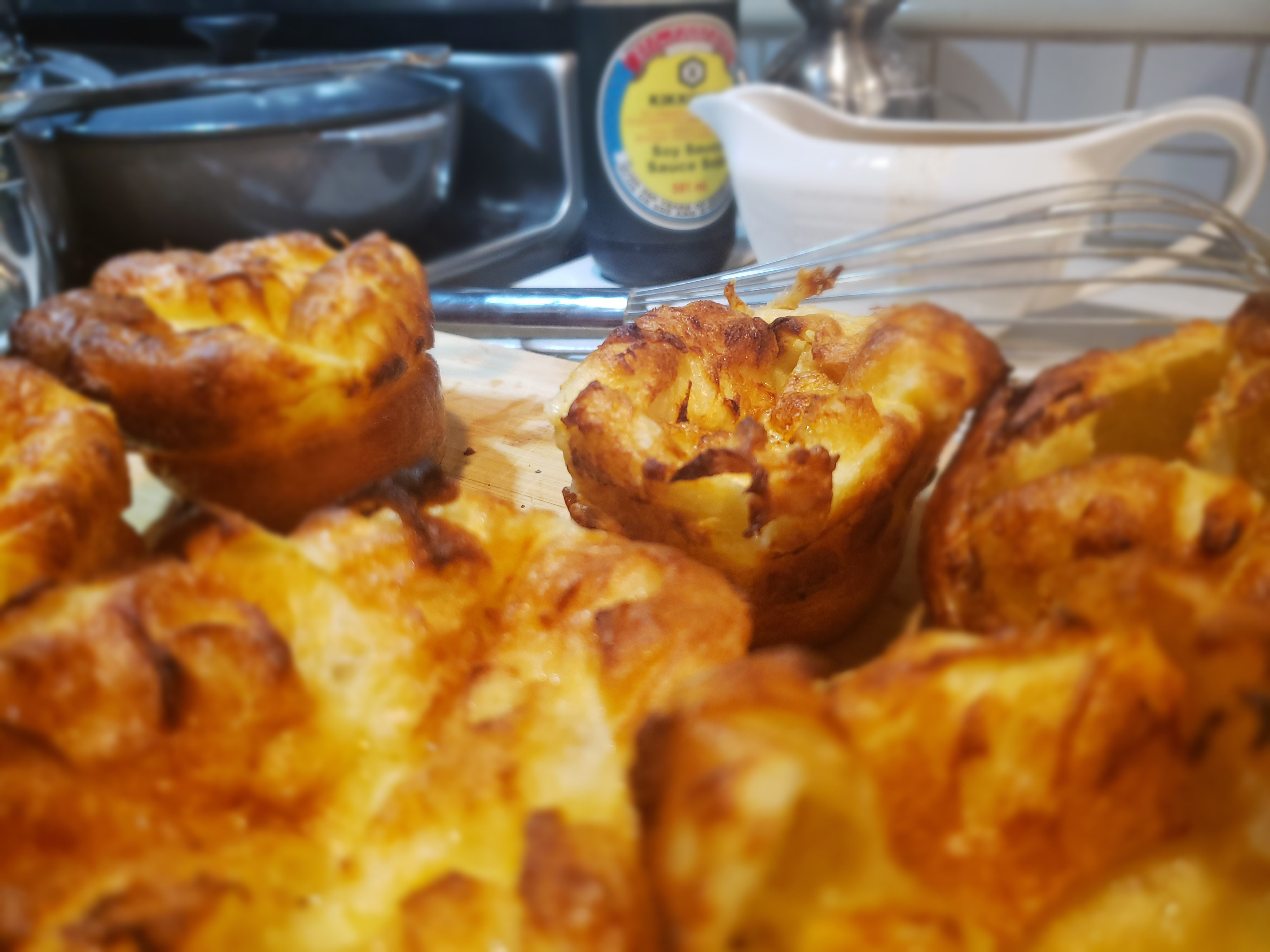 Blender Yorkshire Pudding