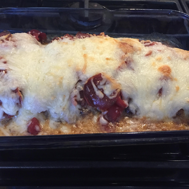 Chicken Pepperoni Teri L