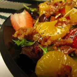 Parrothead Salad pomplemousse