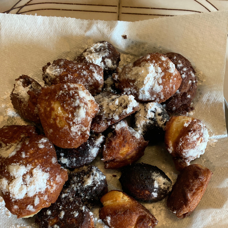 Milky Sweet Fritters Joel Funk