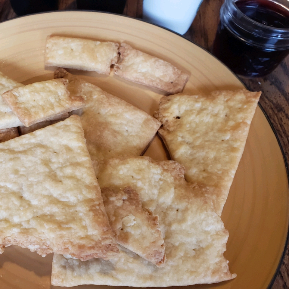 Norwegian Flat Bread (Unleavened Bread) Jacque Nordhus