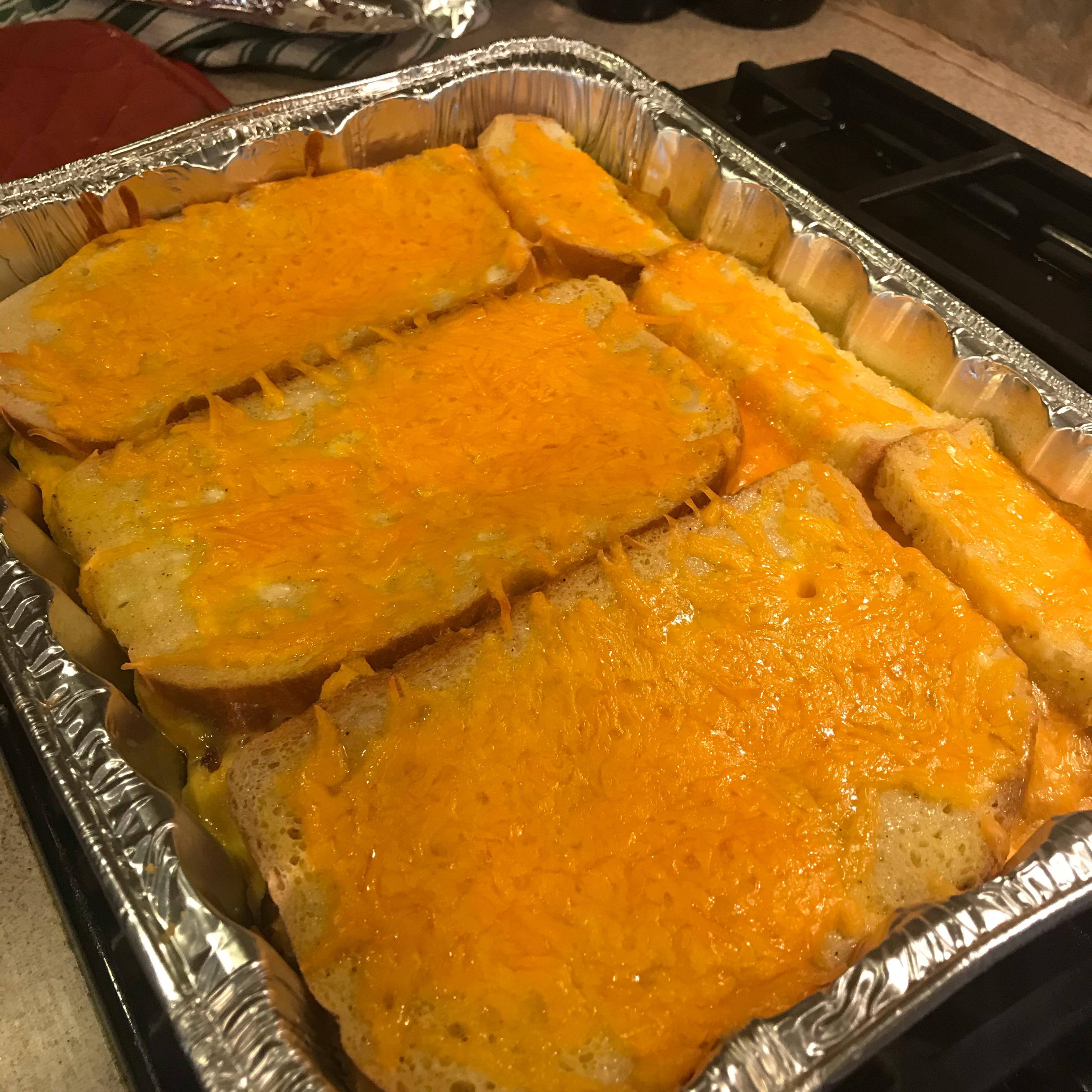 Grilled Cheese Brunch Bake Laura Becker Craig