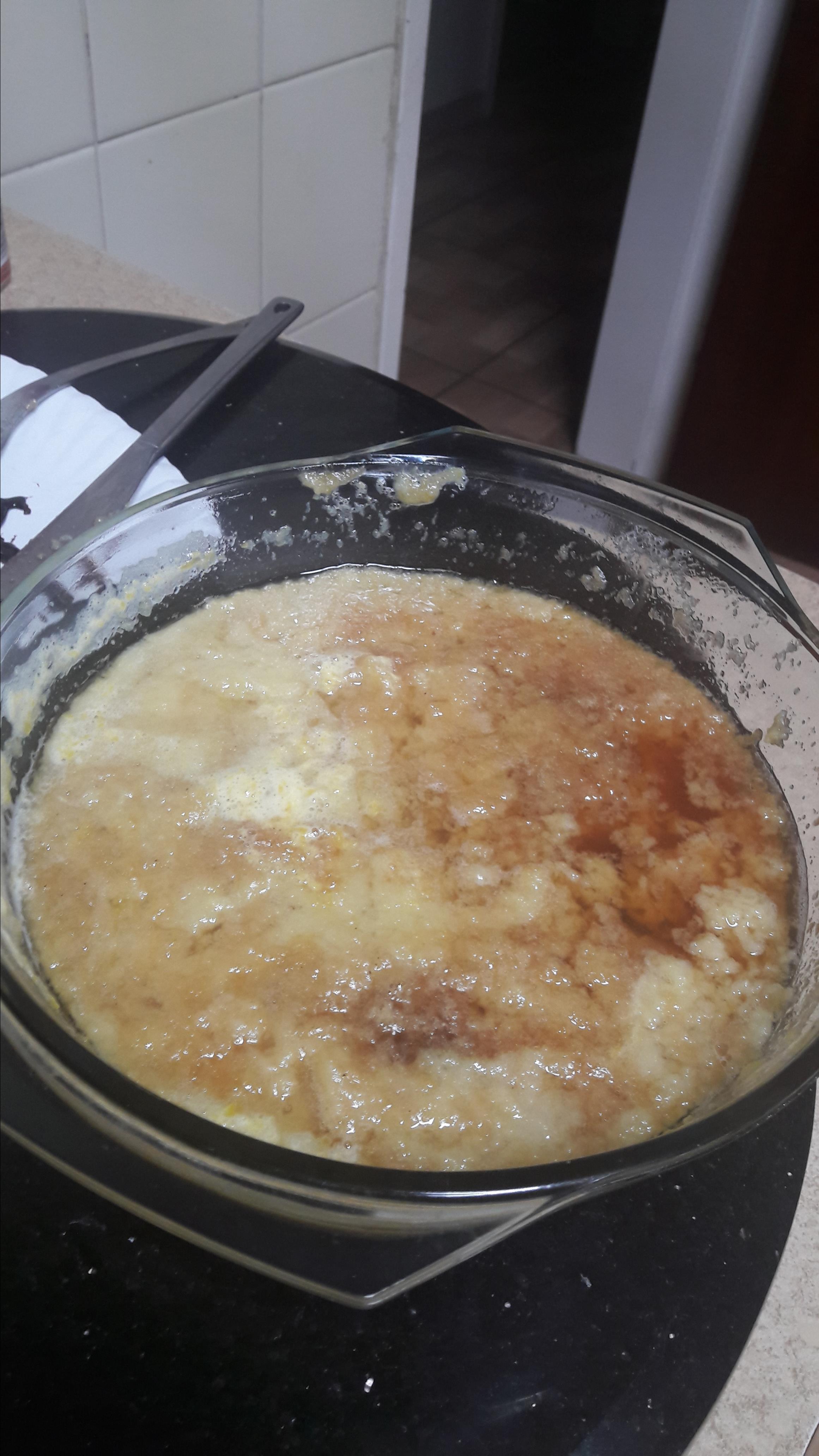 Microwave Flan Selest Visser