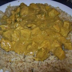Spicy Indian Chicken Curry Yummy JENMOMMI