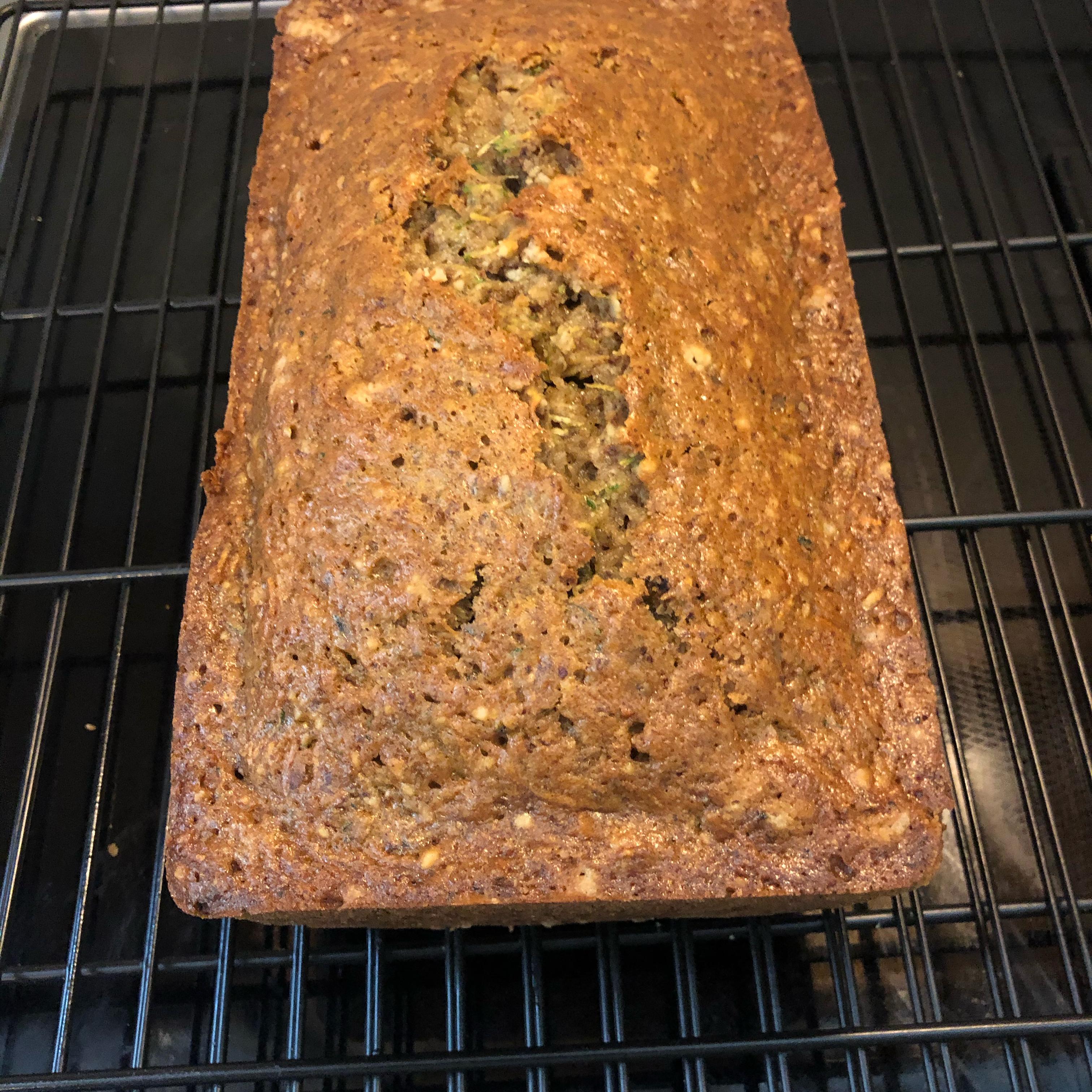 Sophie's Zucchini Bread