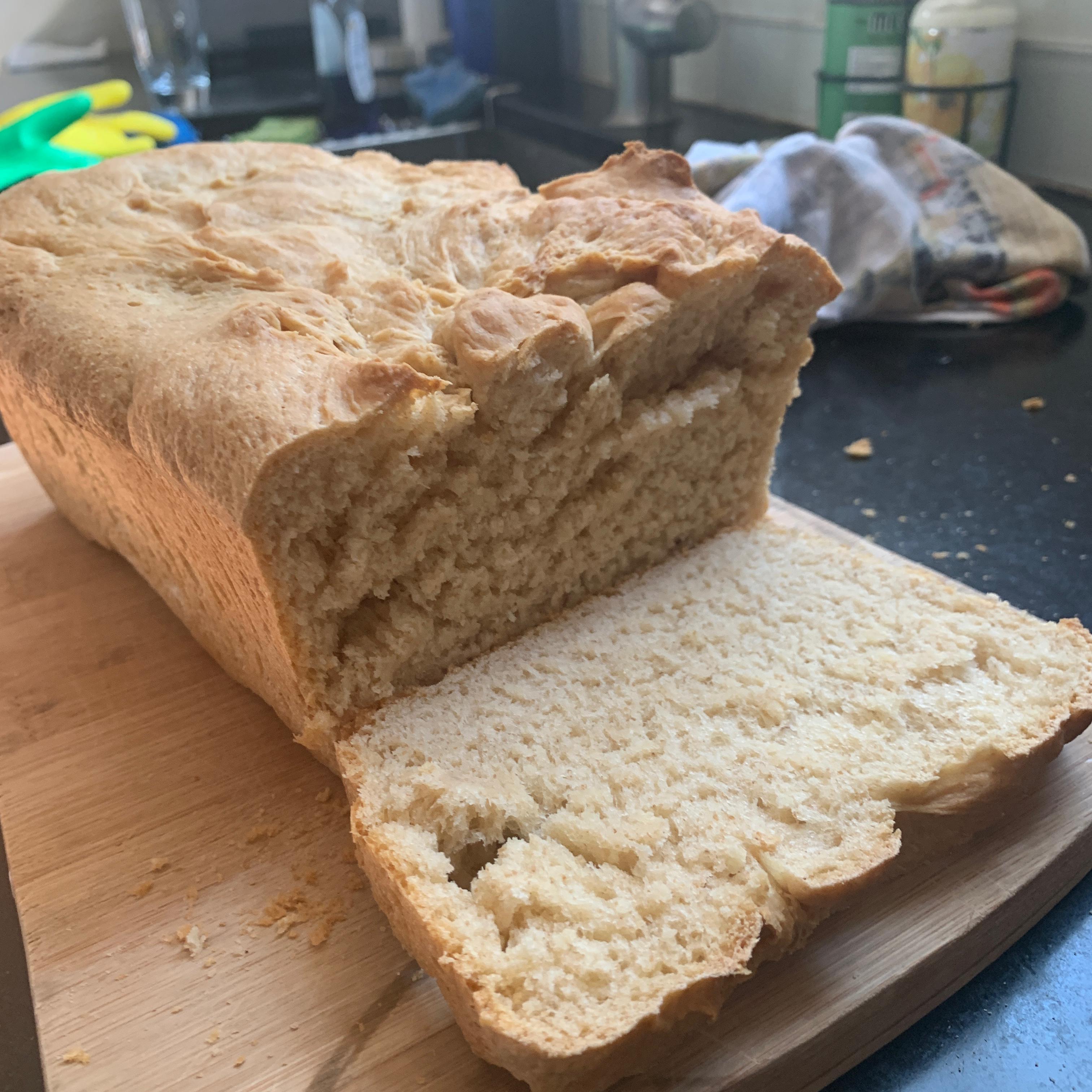 Simple White Bread
