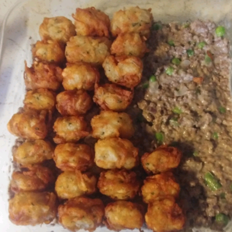 Homemade Tater Tots® catty