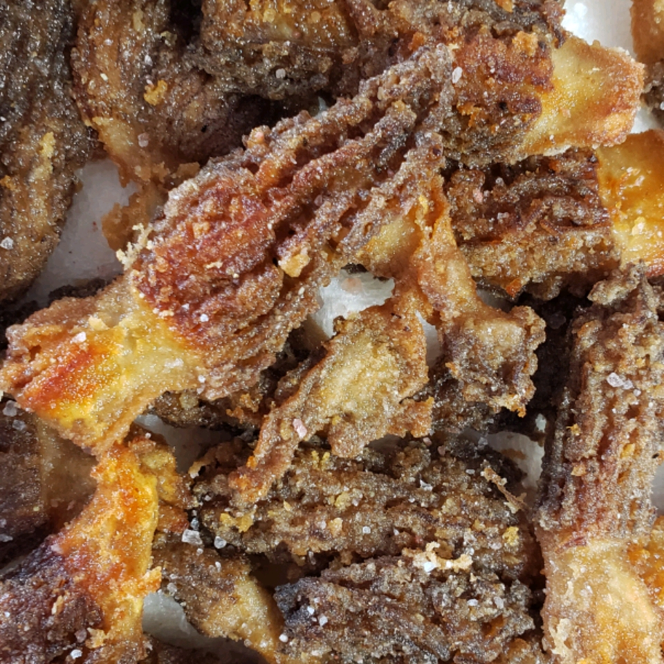 Simple Fried Morel Mushrooms Devin
