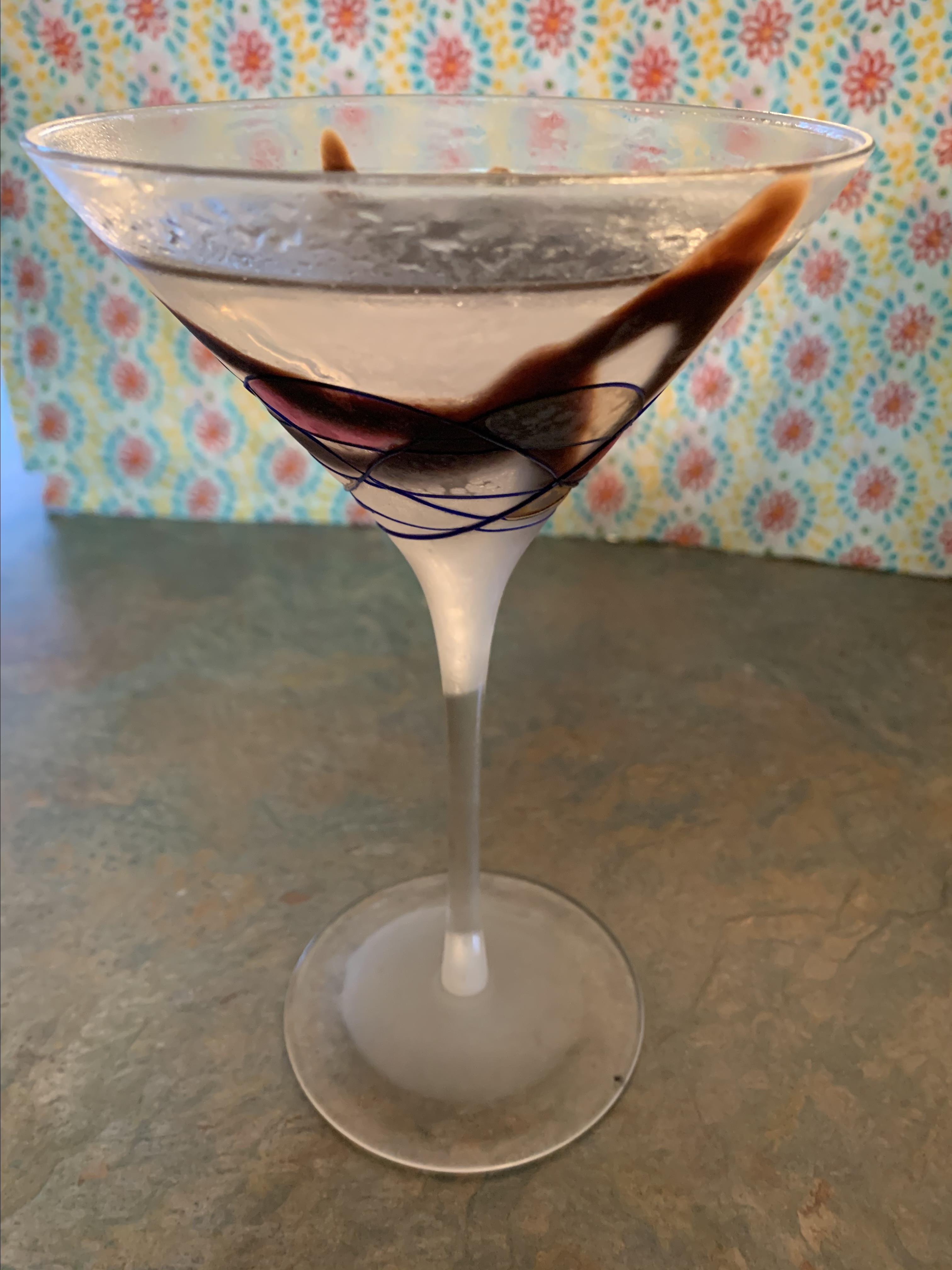 Nikki's Special Chocolate Martini tcasa