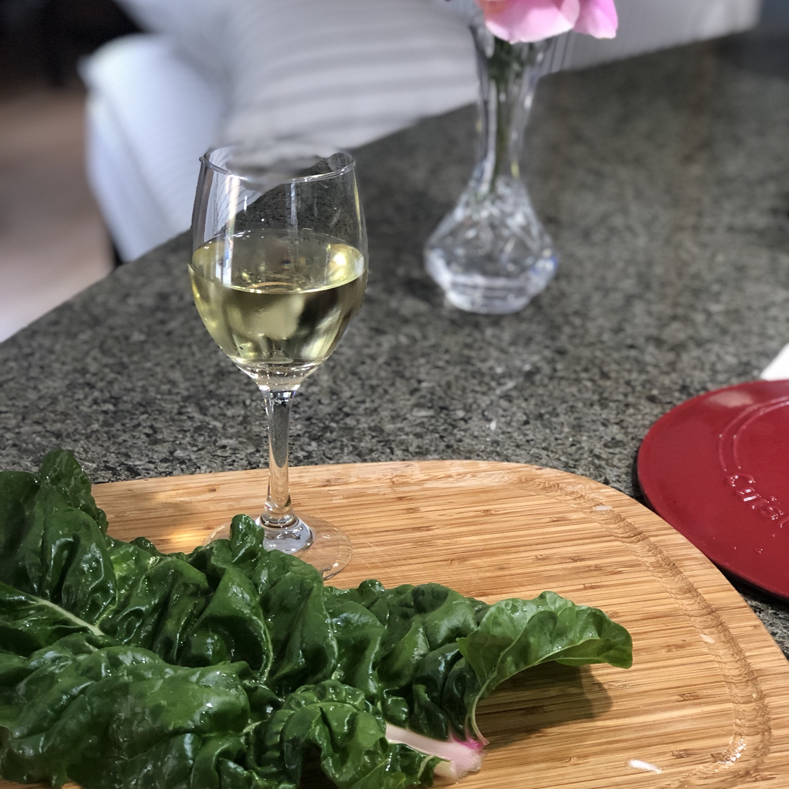 Tuscan Sausage and Chard Soup Claire Walker