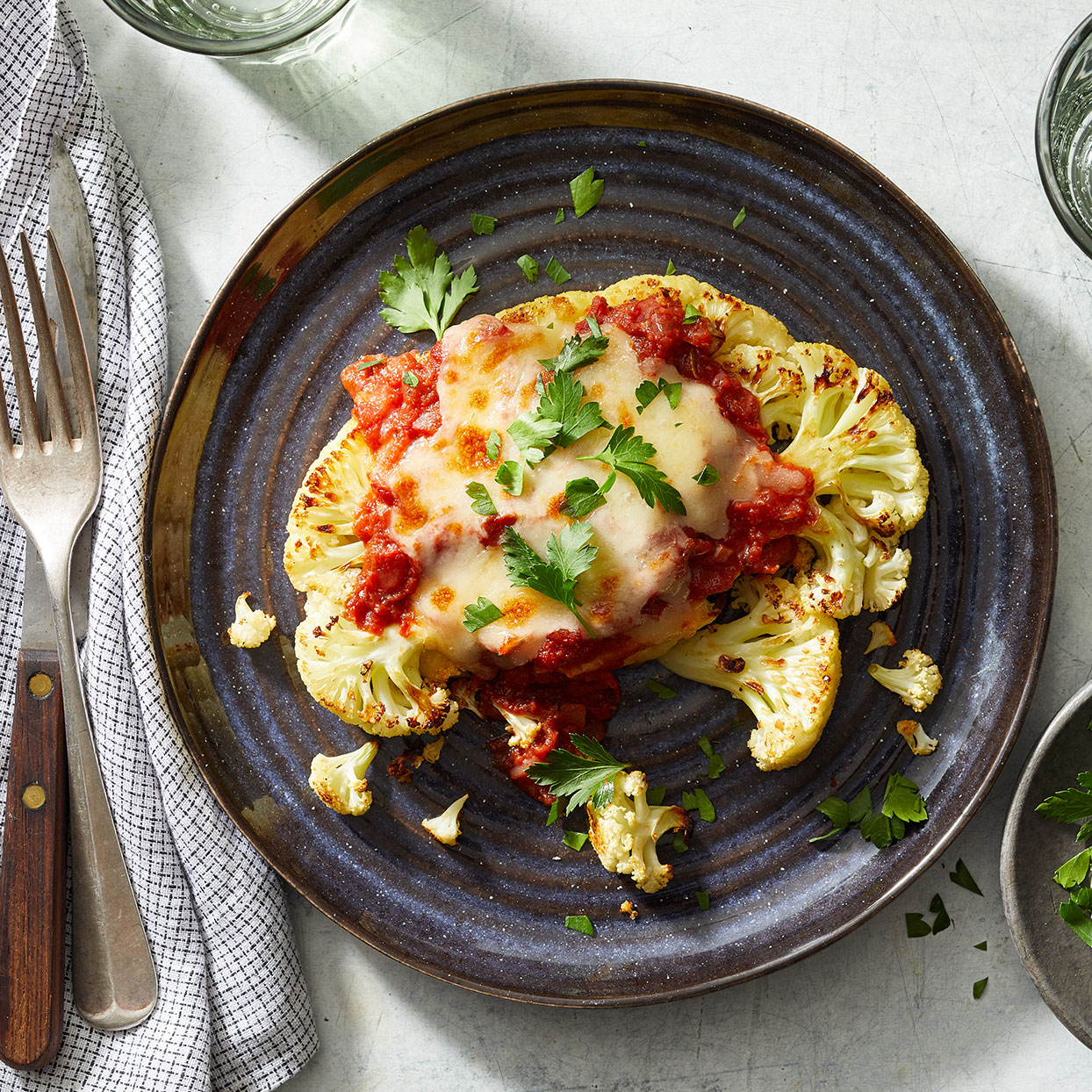 Cauliflower Parmesan Allrecipes Trusted Brands