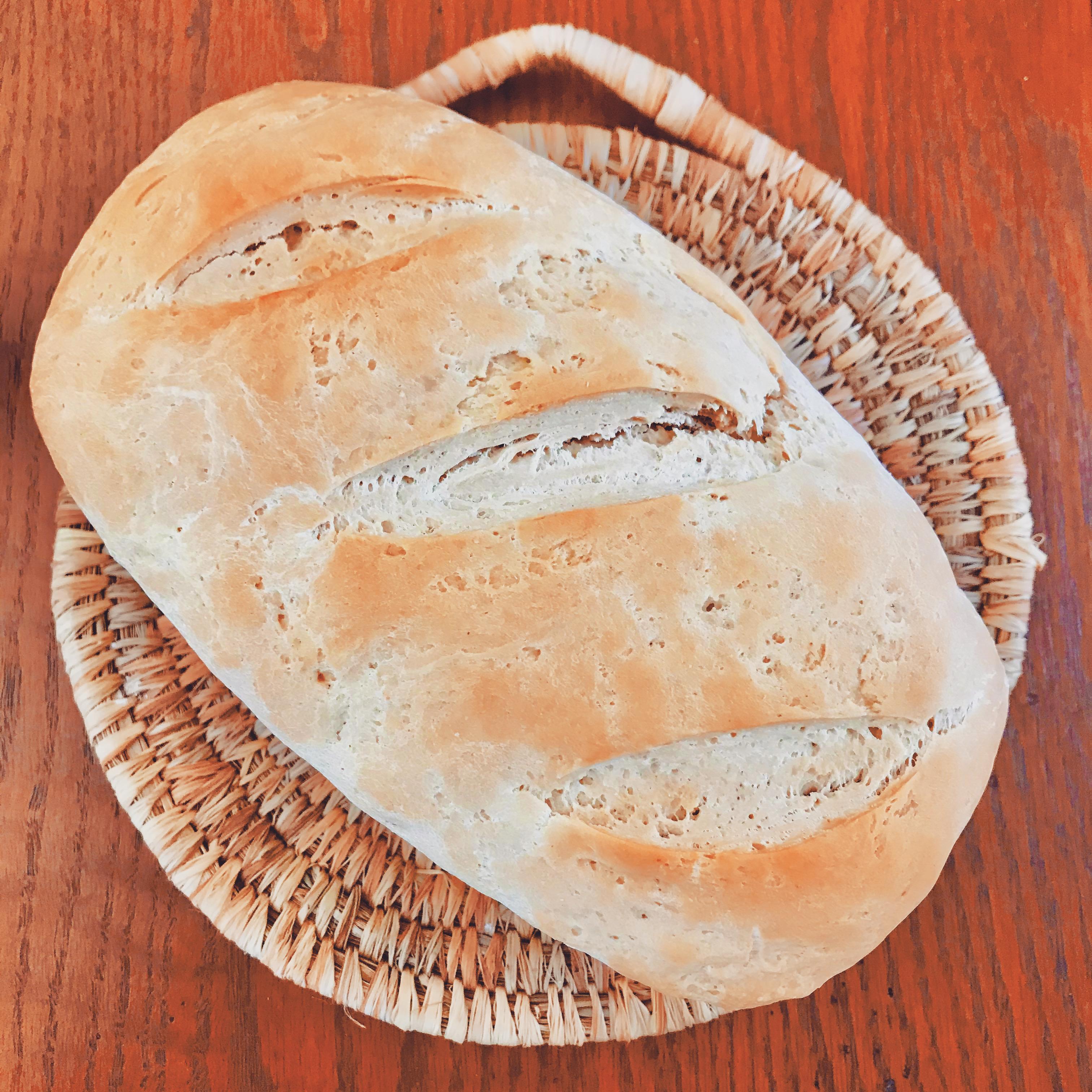 Chef John's White Bread Luke