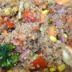 Quinoa Vegetable Salad Judy7905