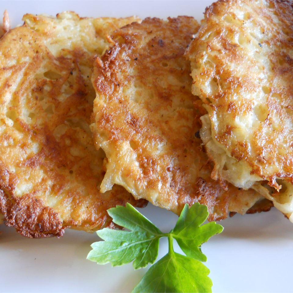 Kay Dee's Recipe for Potato Latkes