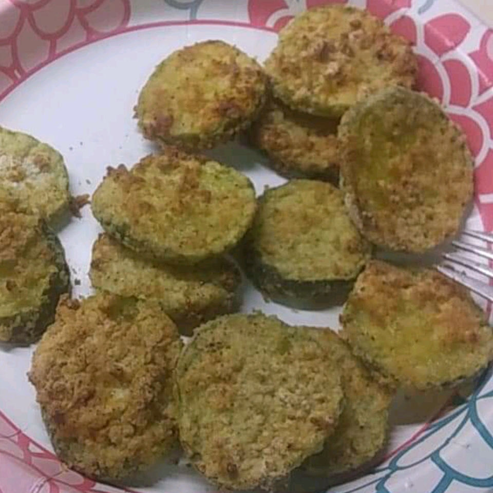 Air Fryer Fried Pickles Mikki Zafereo