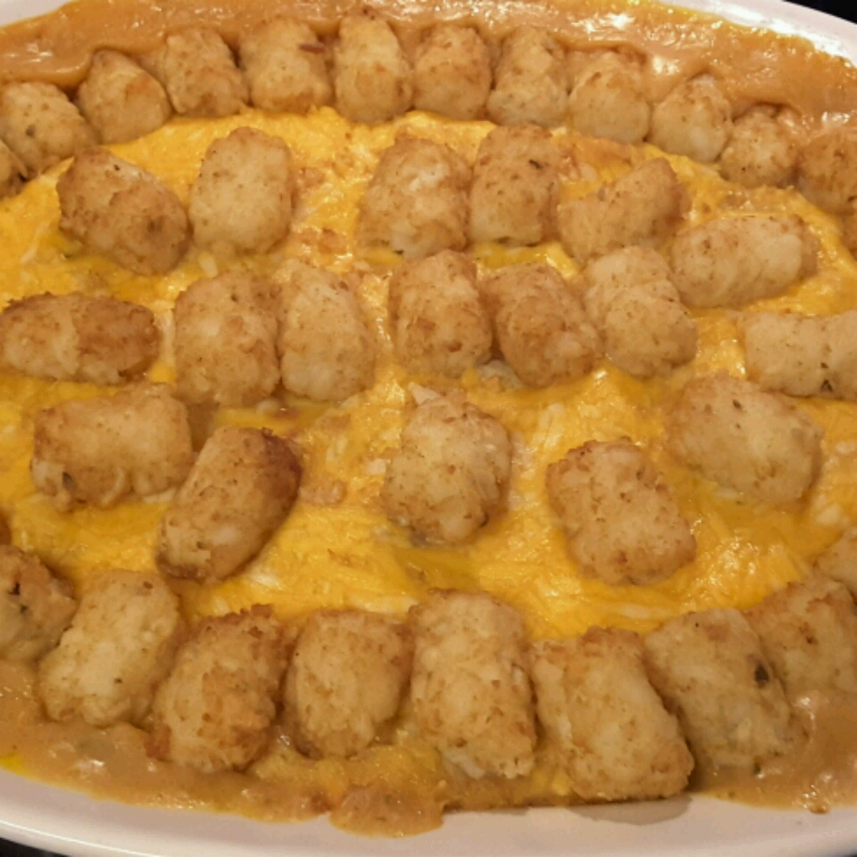 Carolyn's Chicken Tater Tot® Casserole The Herb