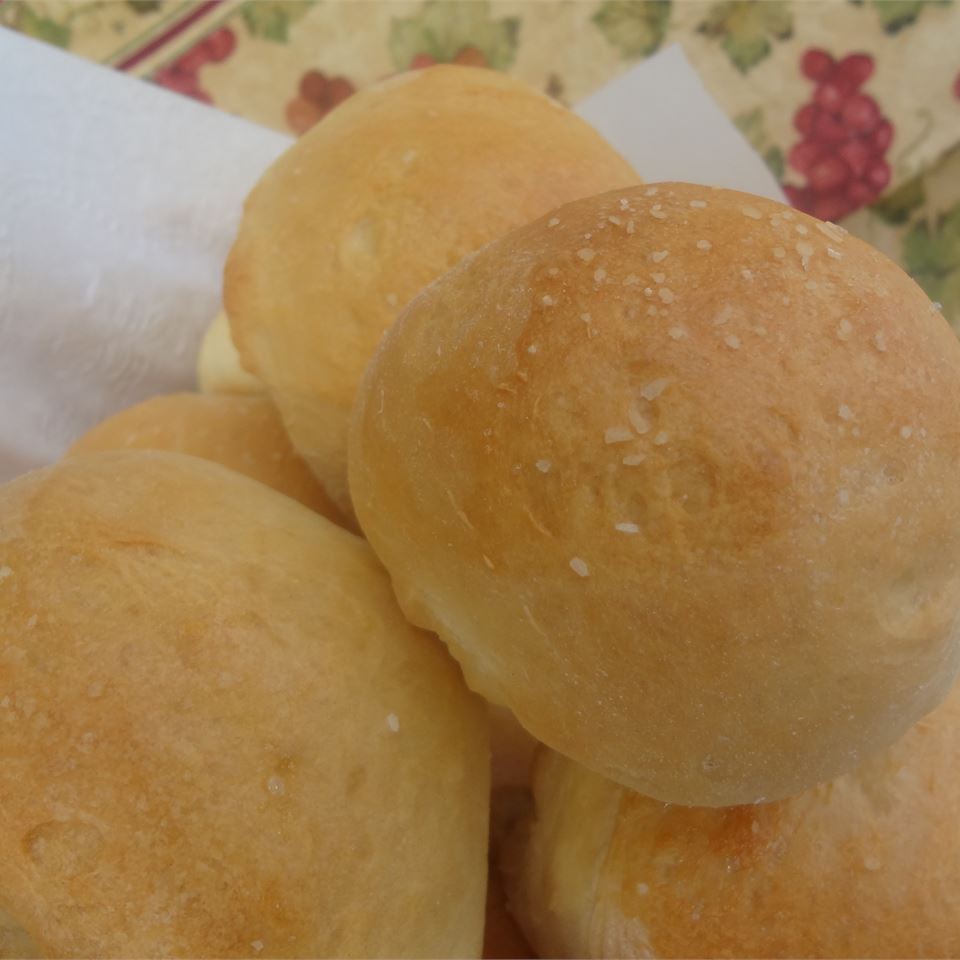 Uncle White's Bread Machine Rolls Lori