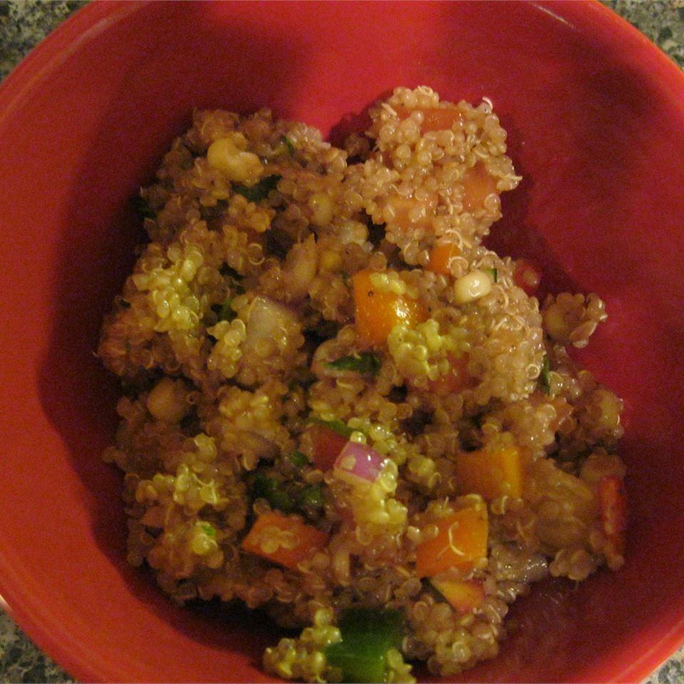Quinoa Vegetable Salad emilieb1