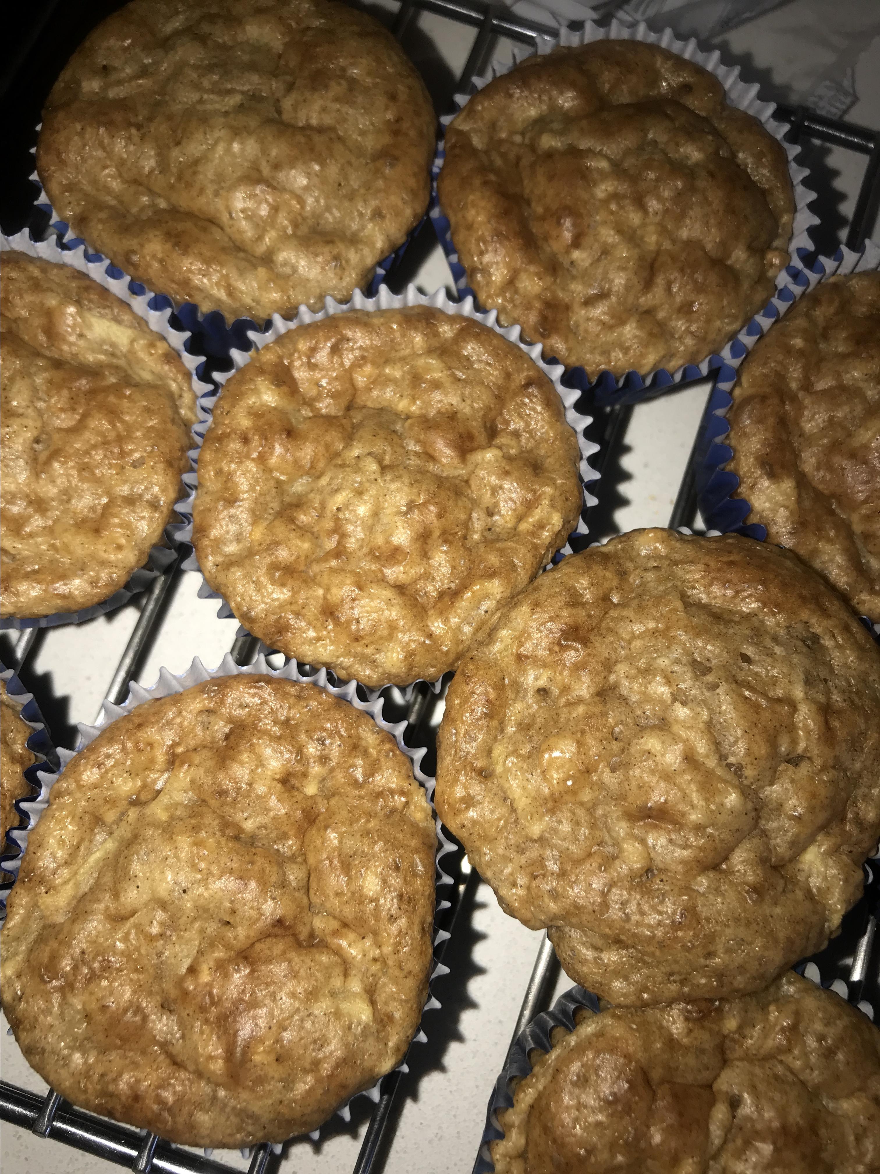 Greek Yogurt Poppy Seed Muffins Colleen Williams
