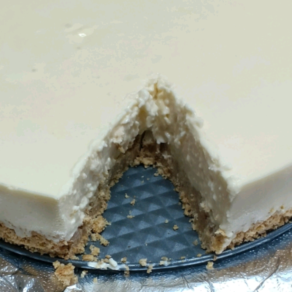 Laurie's Amaretto Mousse Cheesecake Chef2Impress